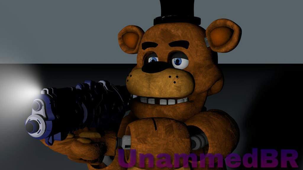 C4D/FNaF] Freddy War   Five Nights at Freddys PT/BR Amino