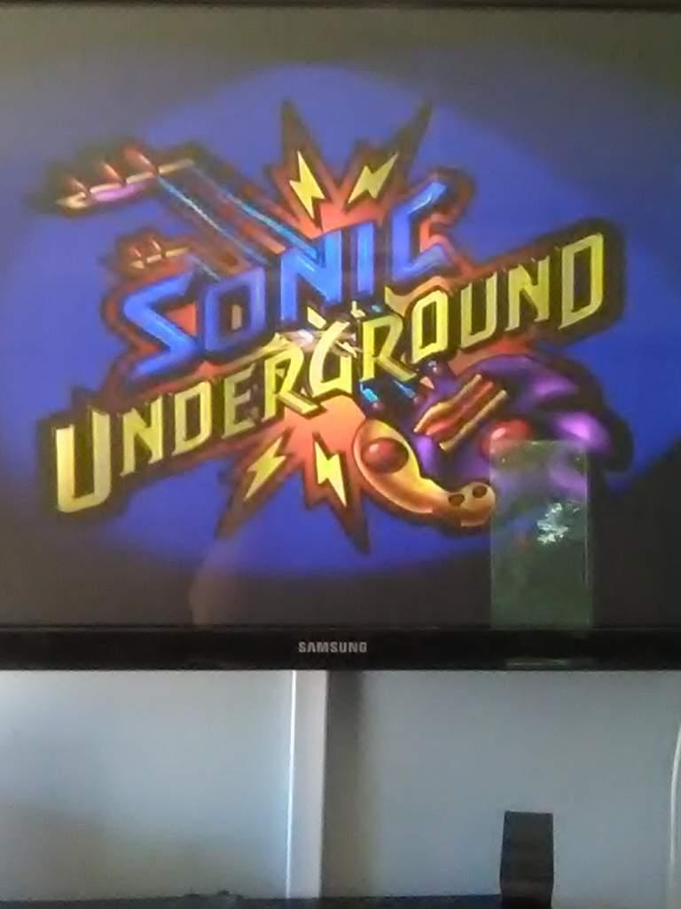 N Circle Presents Sonic Underground Vol 2 Disc 1 2 And 3 Dvd Menu Sonic The Hedgehog Amino