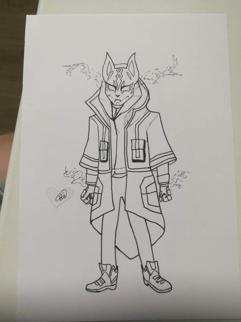 Drift Fortnite Fanart Fortnite Battle Royale Armory Amino