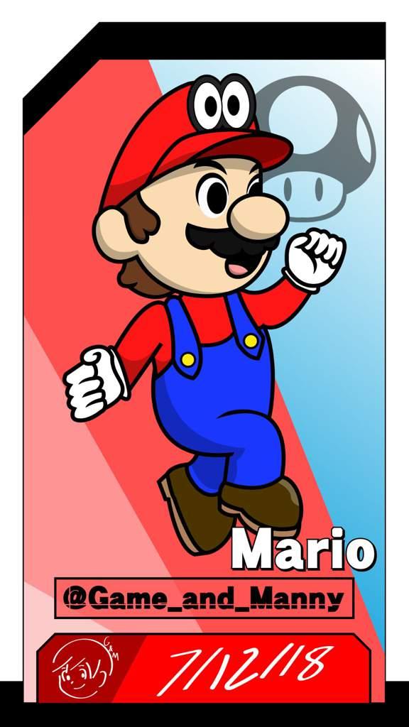 Mario Super Smash Bros Ultimate Mario Amino