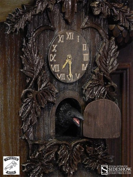 Image result for munsters cuckoo clock