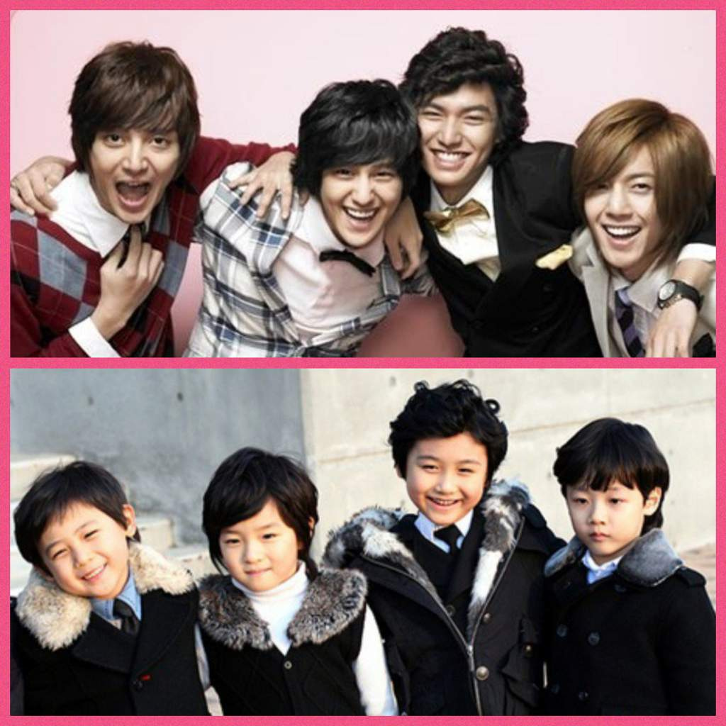 Boys Over Flowers Vs Meteor Garden 2018 First Impression K Drama Amino