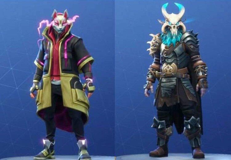 Drift Or Ragnarok Fortnite Battle Royale Armory Amino
