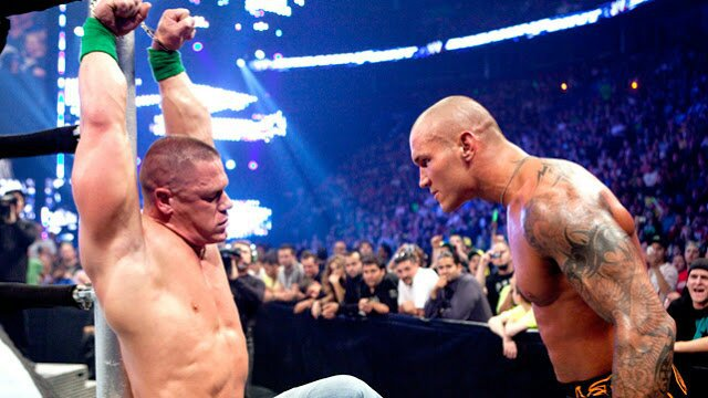 Greatest Rivalries #2 - John Cena vs. Randy Orton | WWE Fãs BR Amino