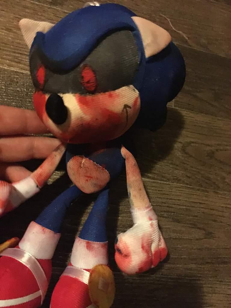 Sonic Exe Plush Sonic The Hedgehog Amino