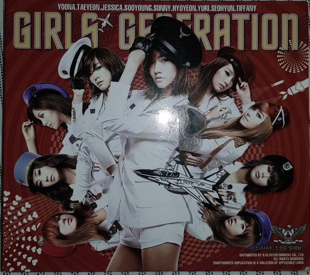 Unboxing #40 : Girls' Generation - Genie | La Kpop Francaise