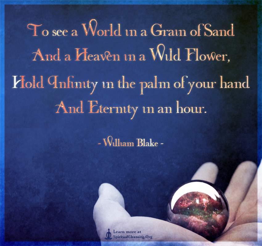 william blake auguries of innocence