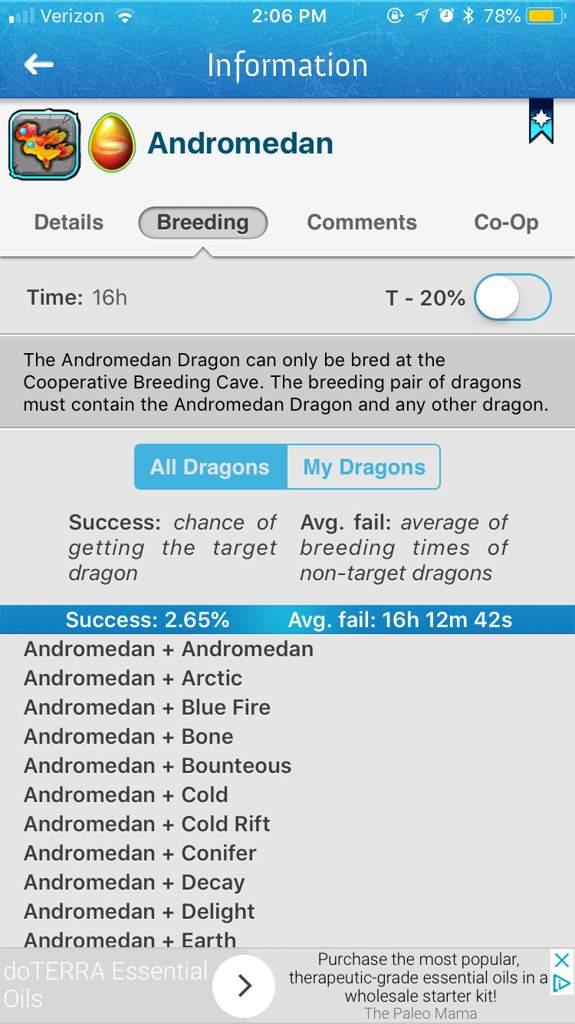 Andromedan Dragon | Wiki | DragonVale Amino