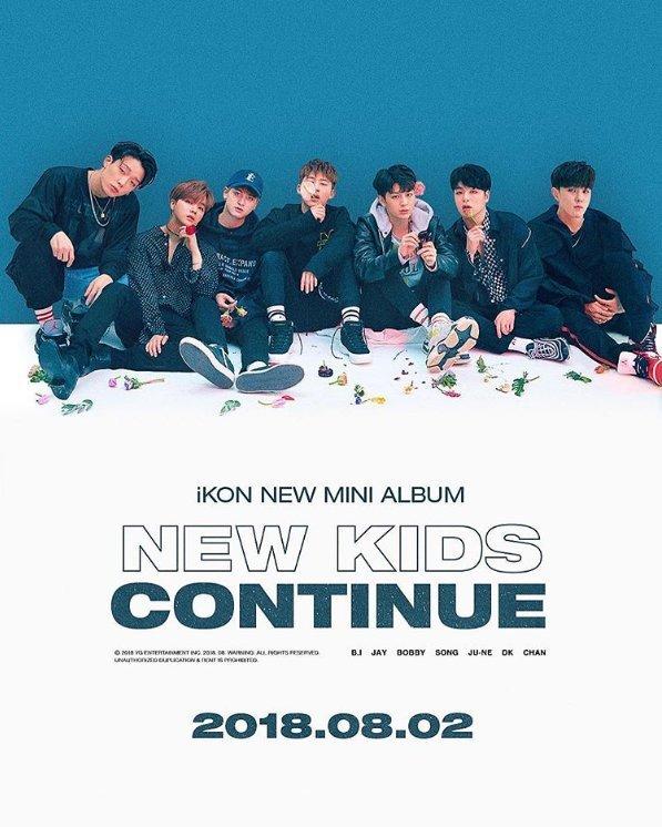 TOP KPOP ALBUMS 2018 [iKON added Oct  6] | allkpop Forums