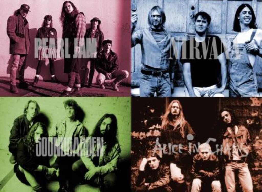 90's Grunge vs Modern Grunge   Grunge Needs Amino