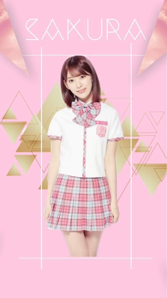 Miyawaki Sakura Edits 1000 Members Event Iz One 아이즈원