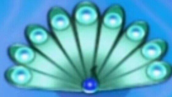 Картинка талисмана павлина