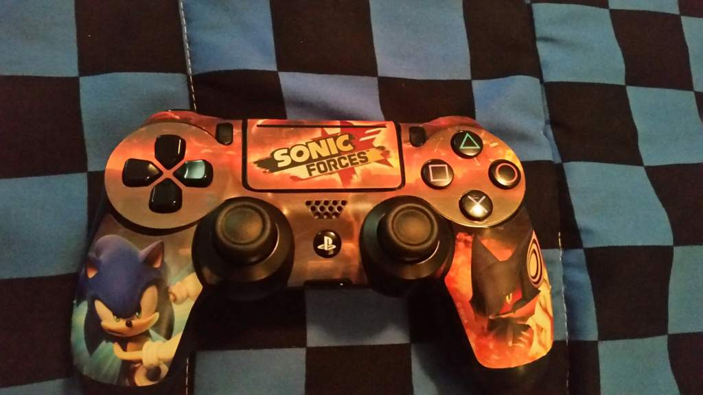 Sonic Forces ps4 skin | Sonic the Hedgehog! Amino