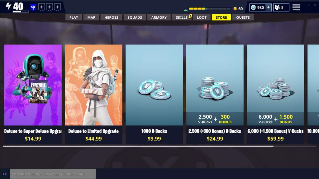 fortnite save the world ultimate edition gone