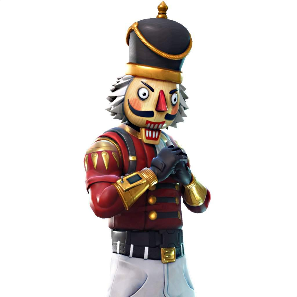 Todays battle question is... Who would winThe NutCracker Or The Cupid | Fortnite Battle Royale ...