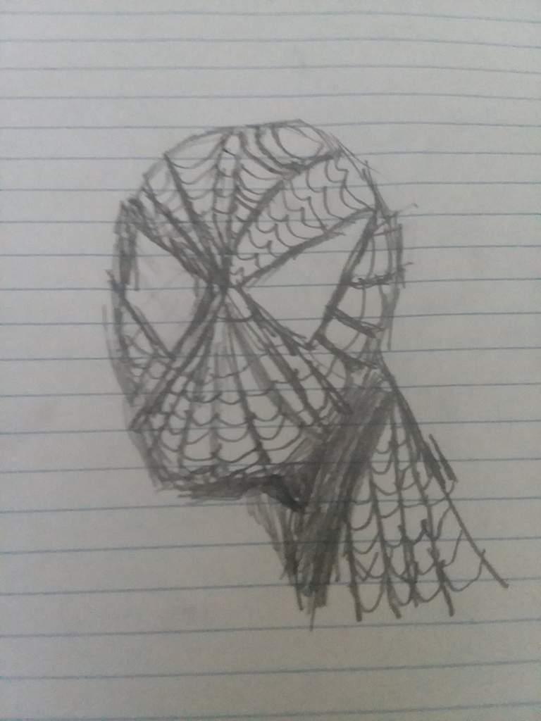Spiderman Drawing Webslinger Amino Amino