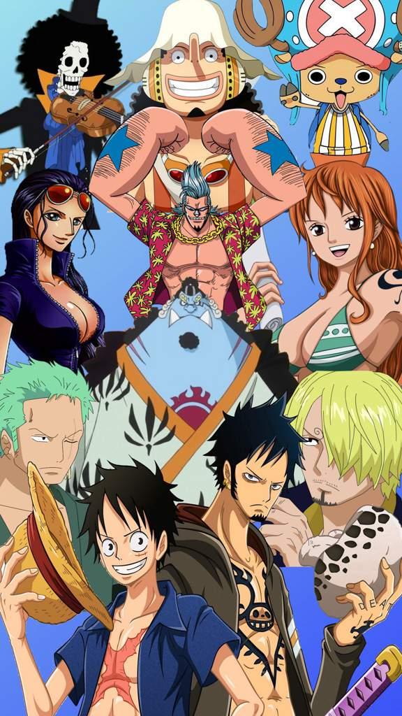 Image De One Piece Pour Fond Decran
