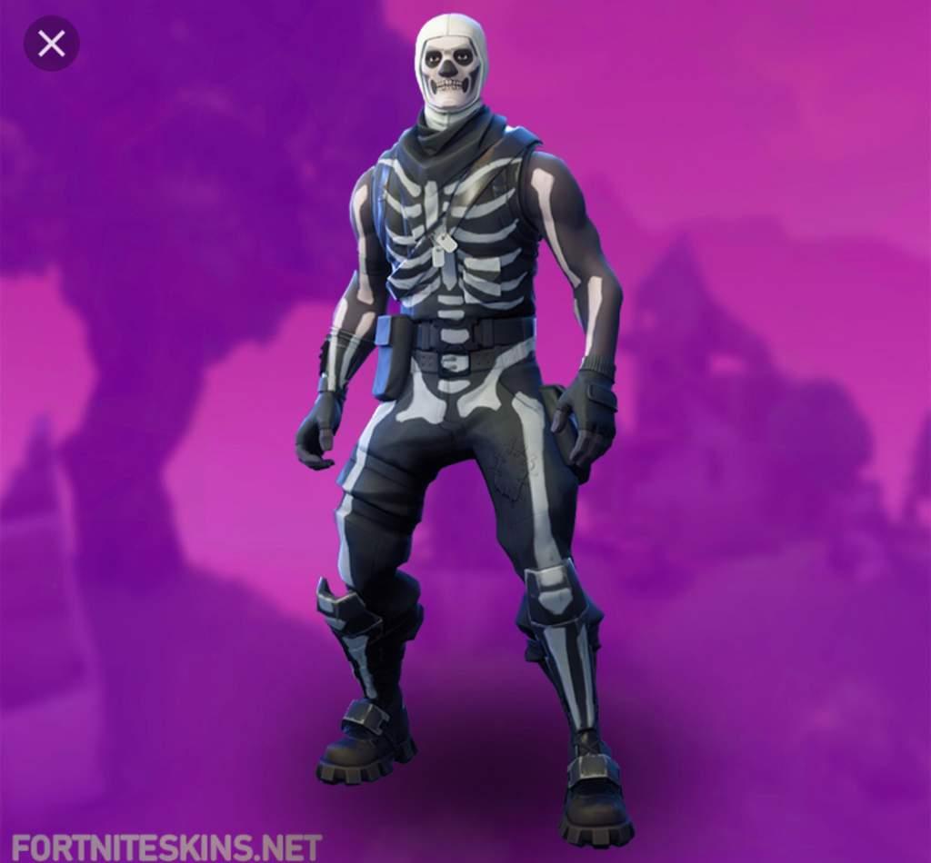 The Rarest Skins In Fortnite