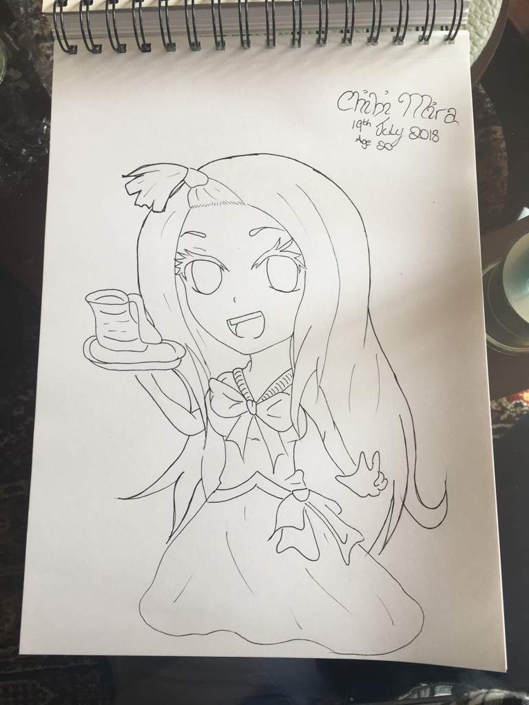 Chibi Mirajane Request Fairy Tail Amino So i got a few persona figs so is time for me to start getting danganronpa figs. chibi mirajane request fairy tail
