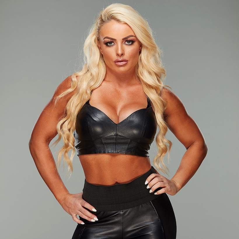 WWE Wanted To Give Mandy Rose An Interesting Wrestlemania Role 2