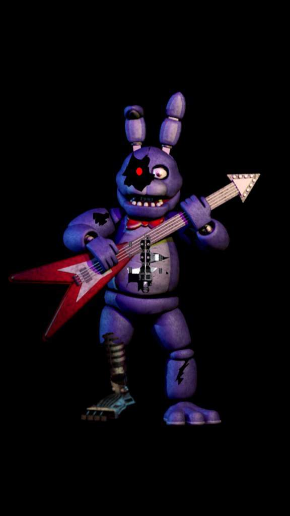 FNaF 1 Withered Bonnie :3 | Five Nights At Freddy's Amino