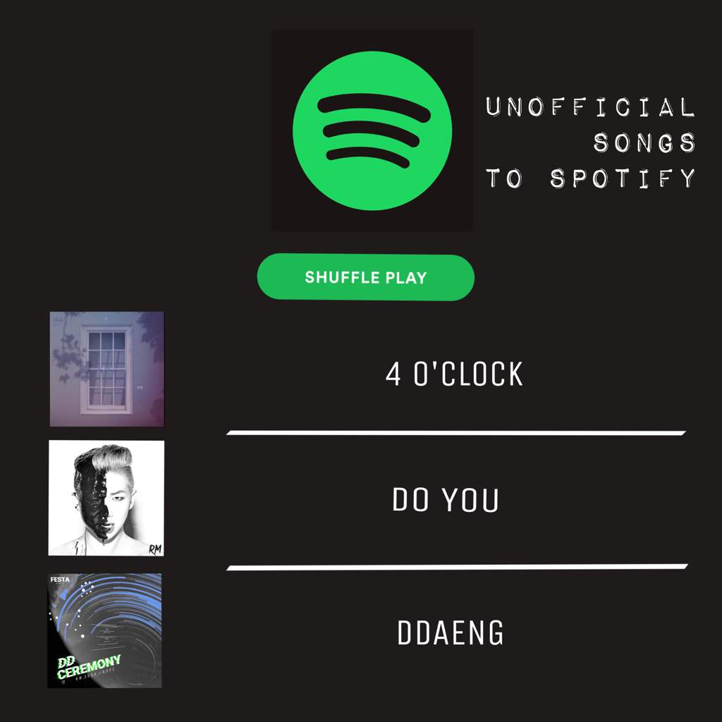 How to download your favorite unofficial BTS songs onto spotify