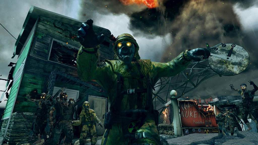 Black Ops 2: Zombies Map Reviews | Call Of Duty:Nazi Zombies
