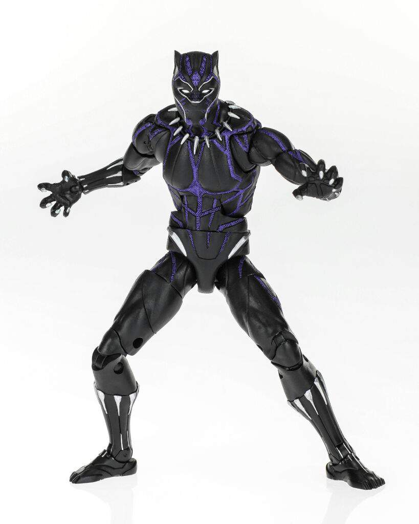 Official Pictures From Hasbro Of The Entire Black Panther