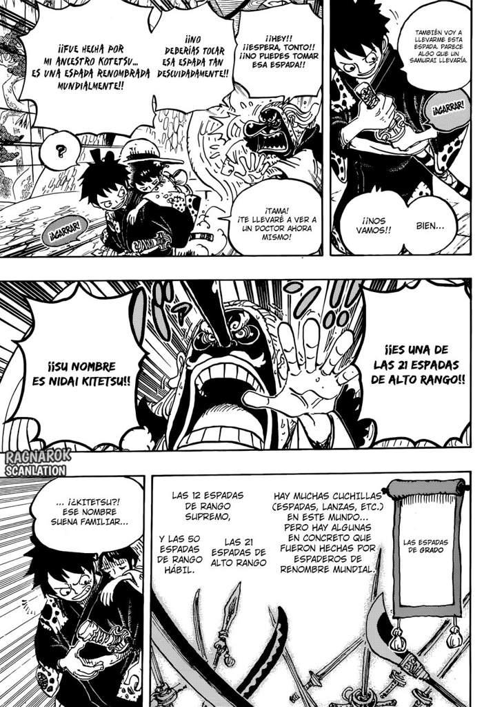 Manga One Piece 912 One Piece Amino