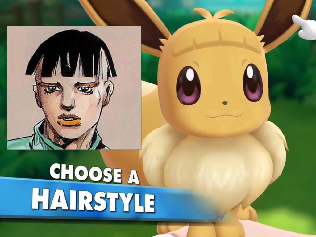 A Familar Hairstyle | JoJo Amino Amino