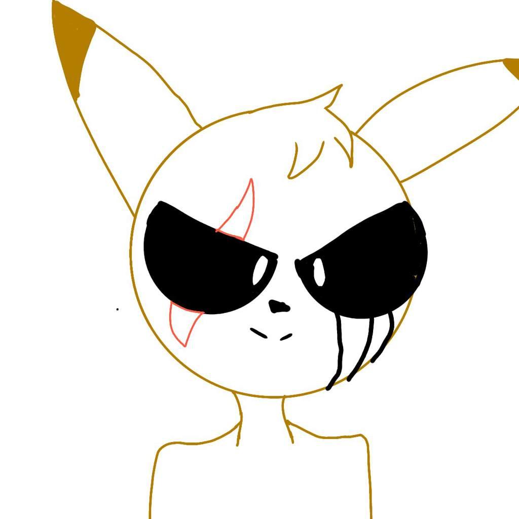 Dibujo De Pikachu Mike Mikecrack Amino Amino