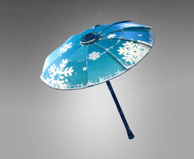 Ranking All 6 Umbrellas In The Game Fortnite Battle Royale Armory