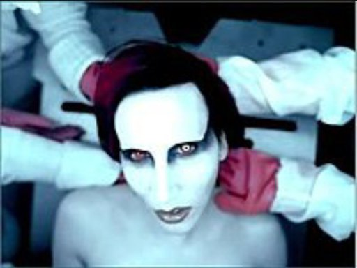 from Colin marilyn manson a tranny