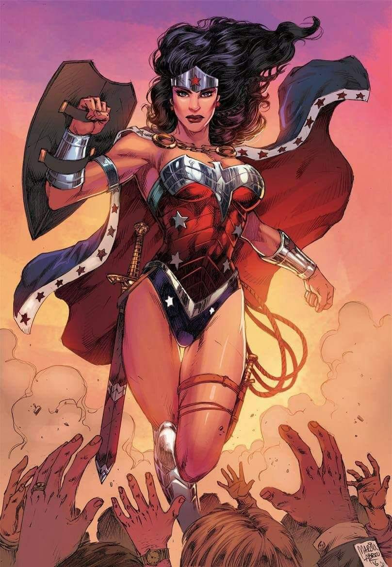 O Verdadeiro Poder: Mulher-Maravilha | • DC Comics™ Amino