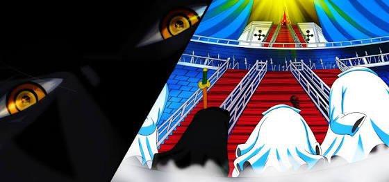 Teoria    Quem é Im-Sama?   One Piece Brasil™ Amino