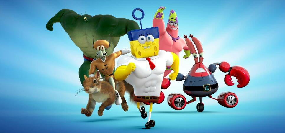 Why i would like to see spongebob squarepants in smash bros