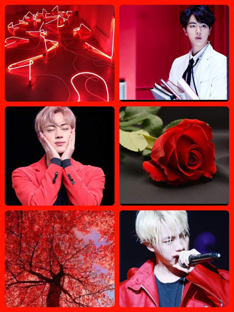 Red Purple Jin Aesthetic Army S Amino