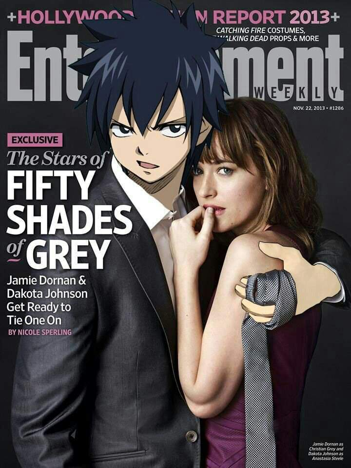Haha xD Fifty shades of Gray Fullbuster xDp.s ja ich schaue grays ...