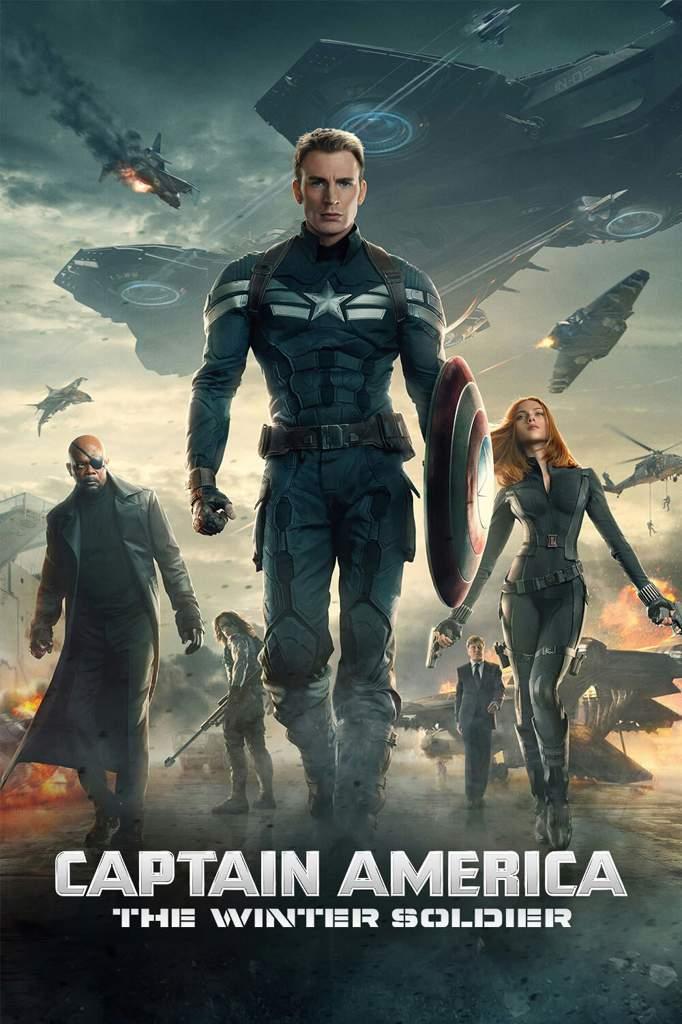 Resultado de imagen para Capitán América y El Soldado del Invierno (2014)