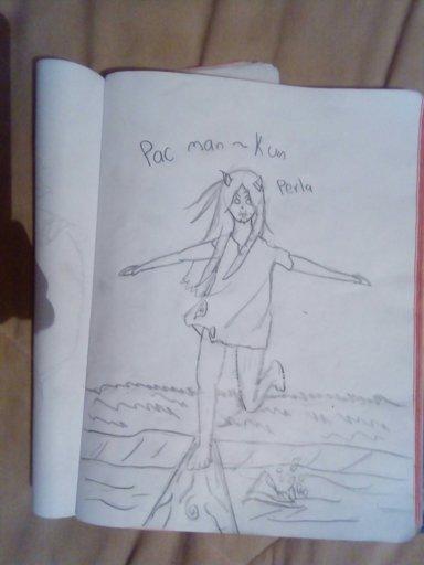 Es el personaje anterior pero coloreado y en otra pose :v | Arte ...