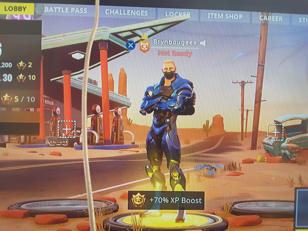 Ever Wanted To See Carbide With Out His Mask Fortnite Battle