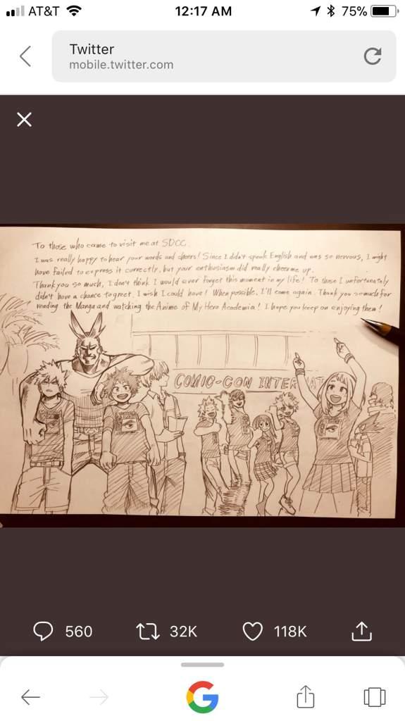 I Love The Creator My Hero Academia Amino