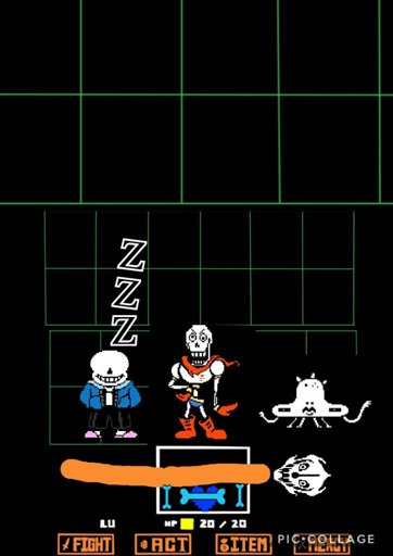 Genocide Hard-mode sans fight | Undertale Amino