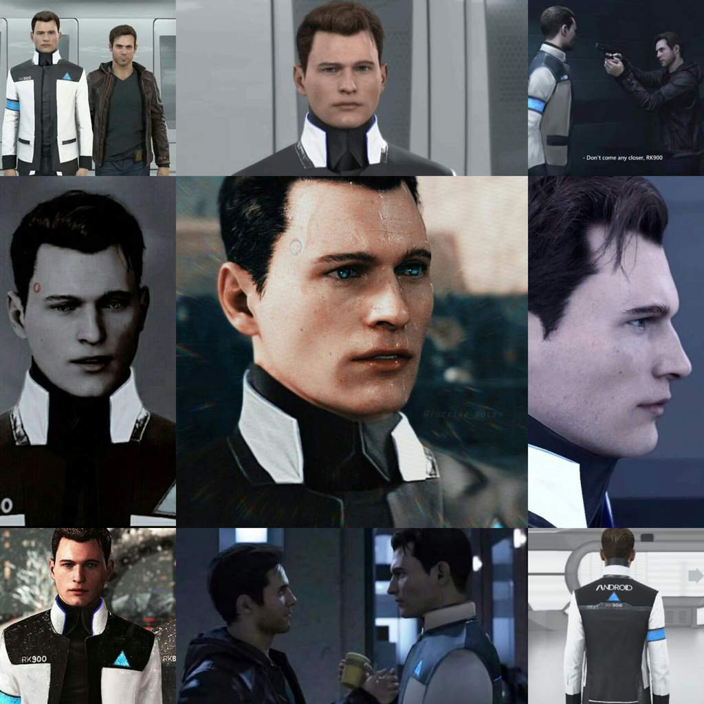Some Connor And Ethan Rk900 Wallpapers Detroit Become Human