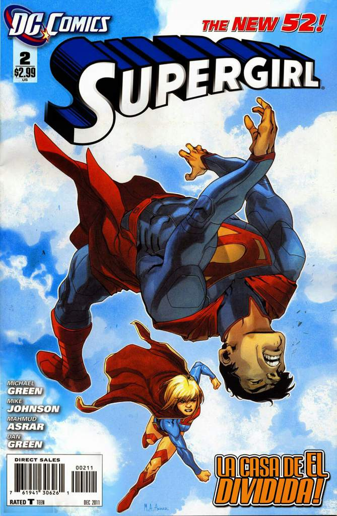 Supergirl #2 - The New 52 | Wiki | 「 • DC Universe • 」 Amino