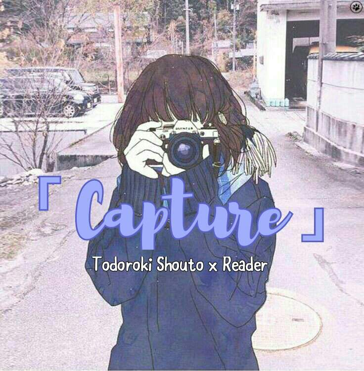Todoroki Shouto x Reader | Capture | | My Hero Academia Amino