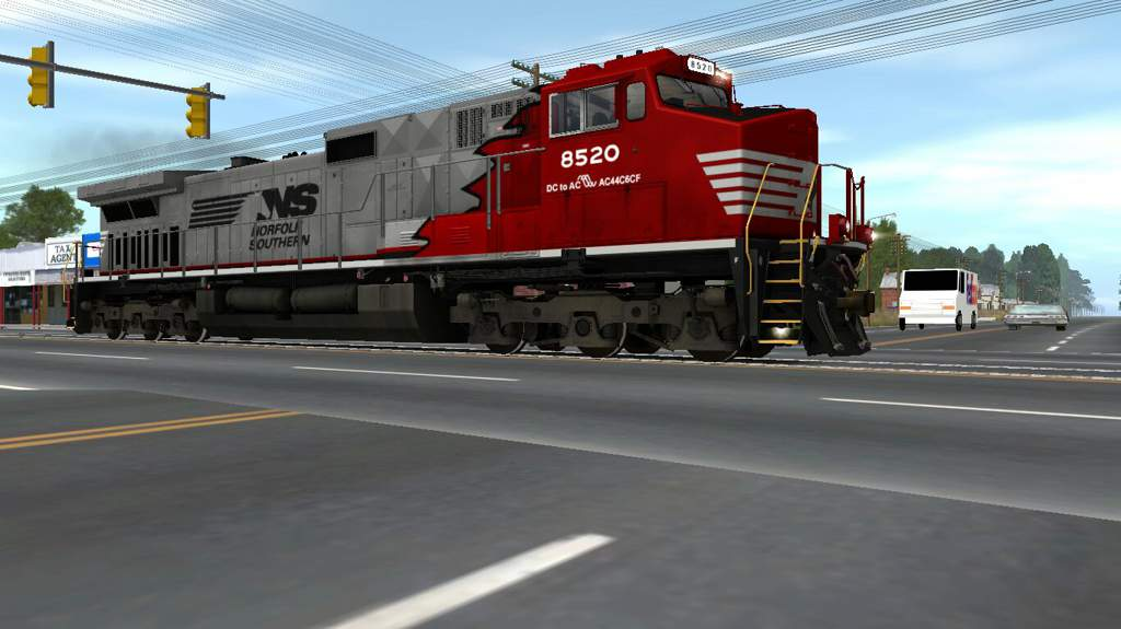 Some of my Recent Reskin Projects for Trainz Simulator (All Skins