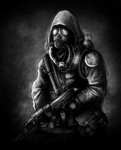 Chaos insurgency commander Peter   Wiki   SCP Foundation Amino