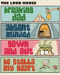 Tlha Weekly Updates 24 The Loud House Amino Amino