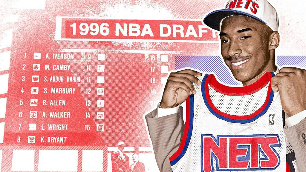 best website 838ce 20bc6 What If Kobe Bryant was drafted by the New Jersey Nets Part ...